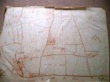 Cadastre de Griselles de 1832 - Le Bourg zoomé