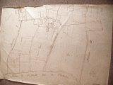 Cadastre de Griselles de 1832 - Cour des Hongres