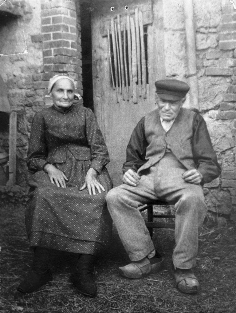 Couple d'Anciens Grisellois