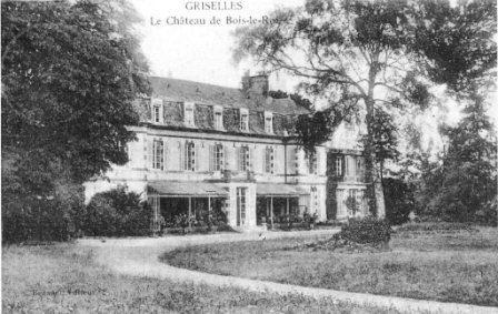 Château de Bois-le-Roi