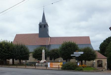 Eglise Saint-Aignan de Griselles