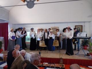 Chorale Histoire de Griselles