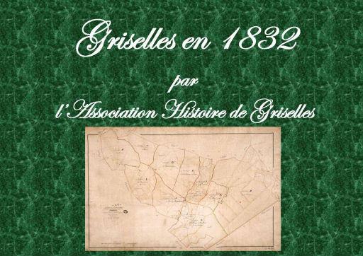 Couverture Griselles en 1832