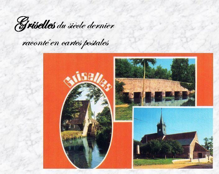 Couverture recueil cartes postales anciennes